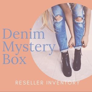✨DENIM MYSTERY BOX✨